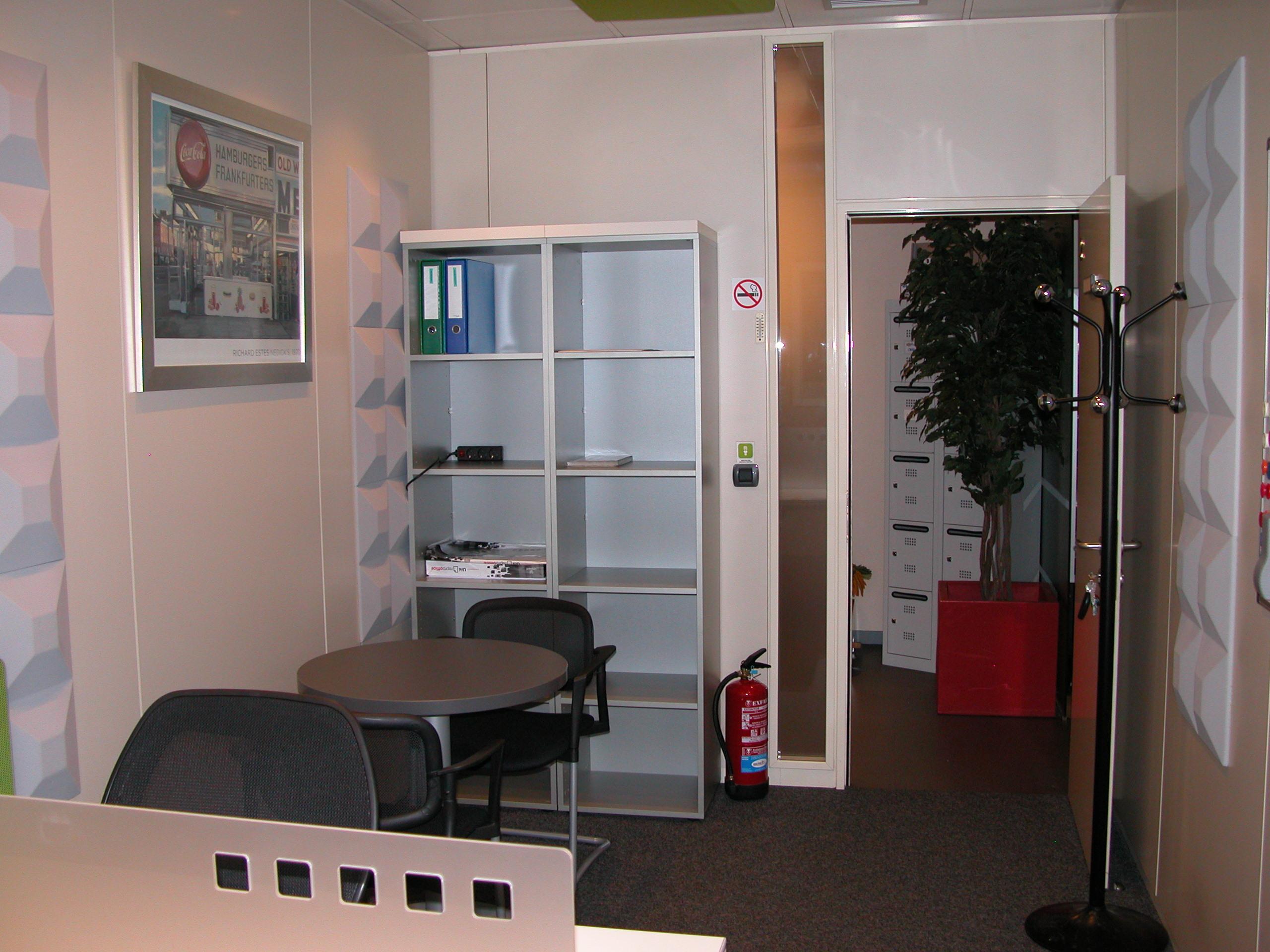 despacho 2 - interior