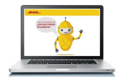 DHL incluye en plantilla a Manolito, su primer robot software en España