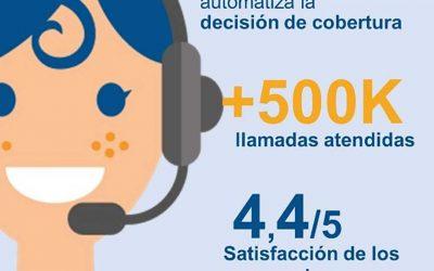 La pandemia acelera el uso de los voicebots como MAcarena