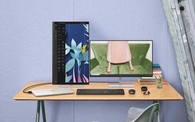 HP presenta un nuevo monitor diseñado únicamente para creadores