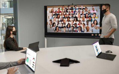 """Surface Hub 2S de 85"""" para empresas llega a España"""