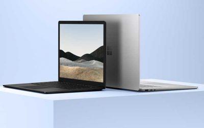 Surface Laptop 4 ya está disponible